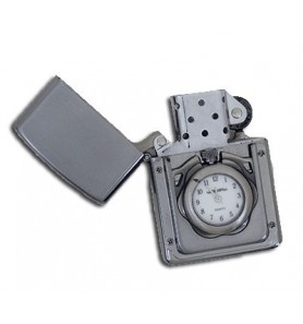 Oil Lighter with watch