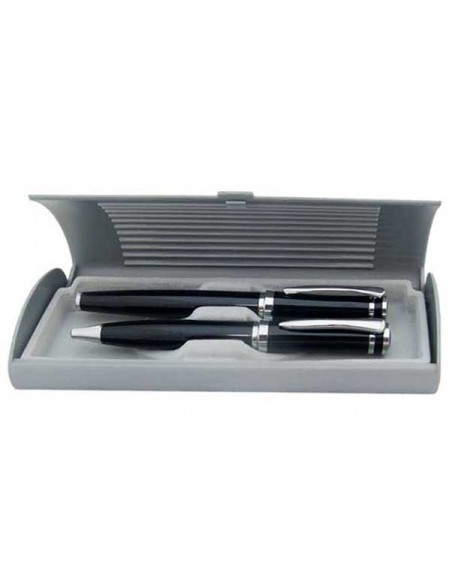 Σετ δώρου στυλό μεταλλικό με πένα