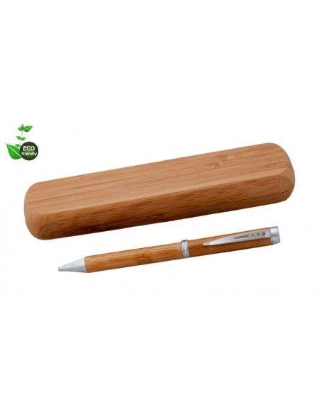 Στυλό από μπαμπού προσωποποιημένο