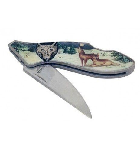 Ατσάλινο μαχαίρι λύκος