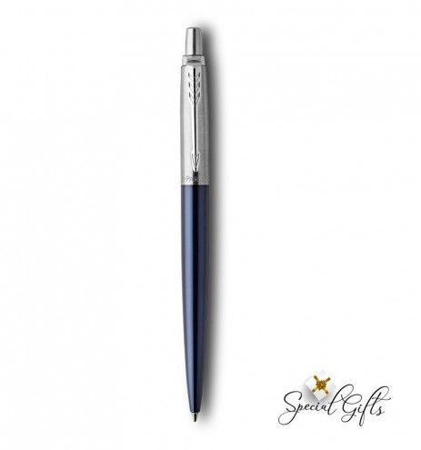 Στυλό Parker Jotter Blue με χάραξη