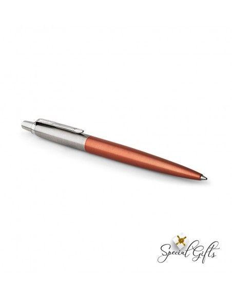 Στυλό Parker Jotter Orange με μονόγραμμα