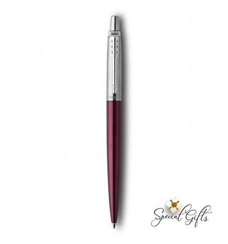 Parker Jotter Purple με χάραξη
