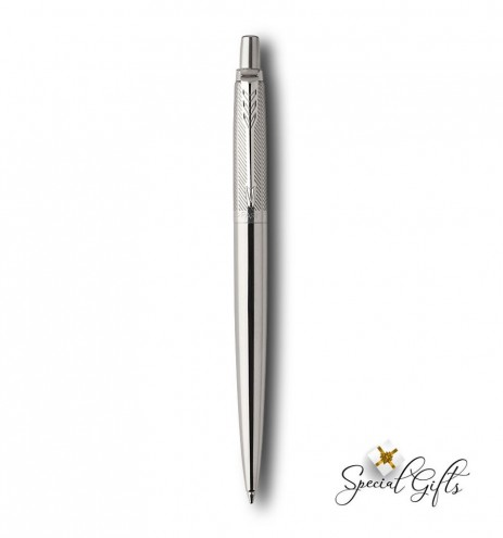 Parker premium stainless steel diagonal CT με χάραξη