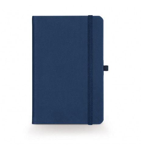 Σημειωματάριο Α5 με ρίγες μπλε