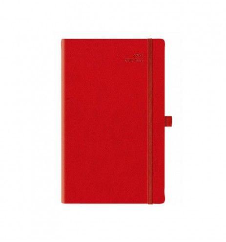 Ημερήσιο ημερολόγιο Κόκκινο