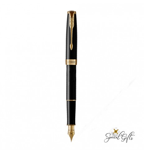 Parker Sonnet Fountain Pen - Black...