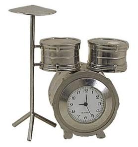Ρολόι Μινιατούρα ντράμς