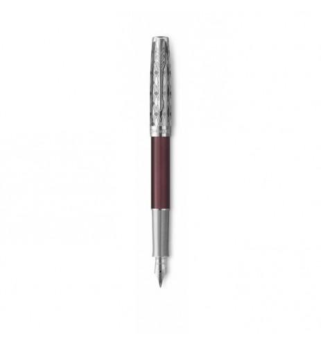 Πένα Parker Sonnet Premium Metal Red CT