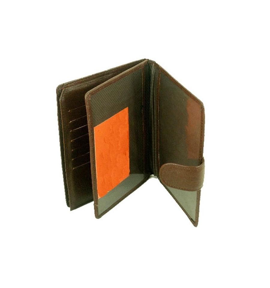cca4d02911 Δερμάτινη θήκη για κάρτες και ταυτοτότητα