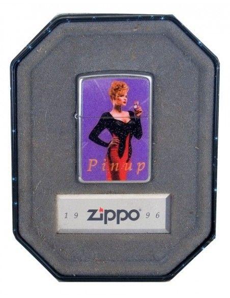 Αναπτήρας Zippo Pinup Girl