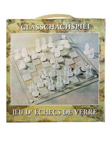 Γυάλινο σκάκι μικρό