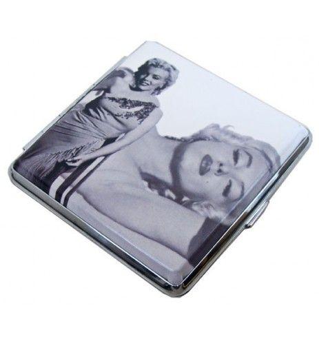Ταμπακιέρα Marilyn Monroe 20 τσιγάρων