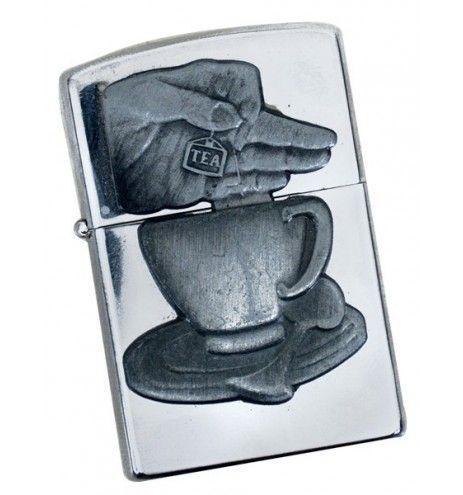Αναπτήρας τύπου zippo tea