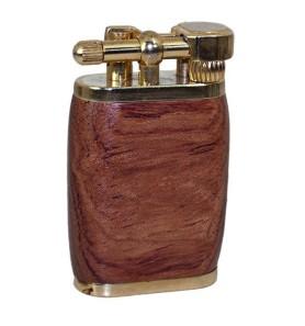 Αναπτήρας ξύλινος πέτρας-αερίου