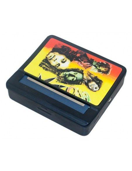Cigarette case Bob Marley